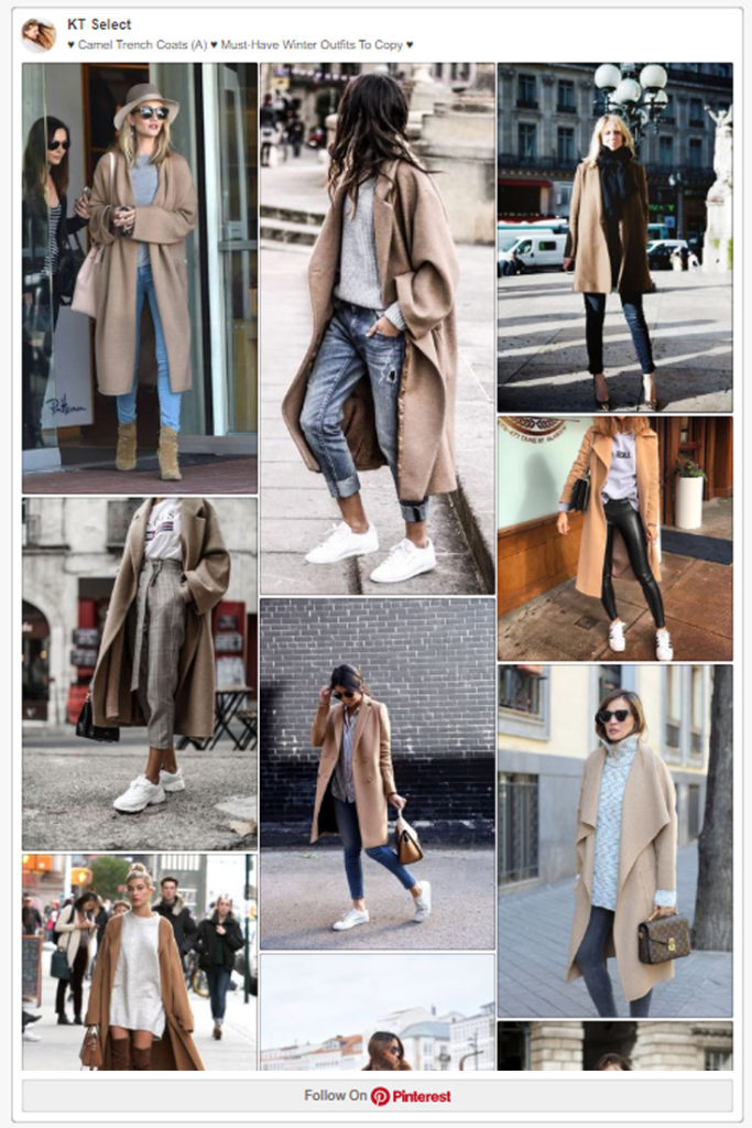 Camel Trench Coats Women's Must-have Winter Outfits, Street Style & Looks