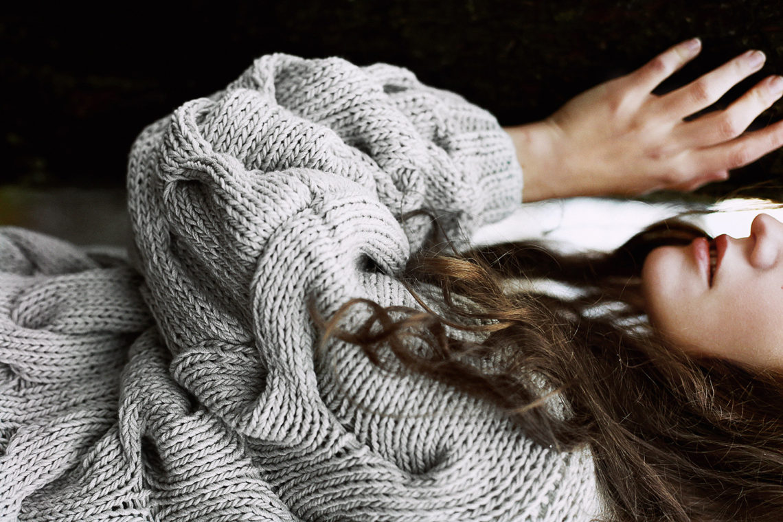 Chunky Knit Cardigans & Sweaters Women's Must-have Fall Outfits, Autumn Street Style ClickShipNow 13