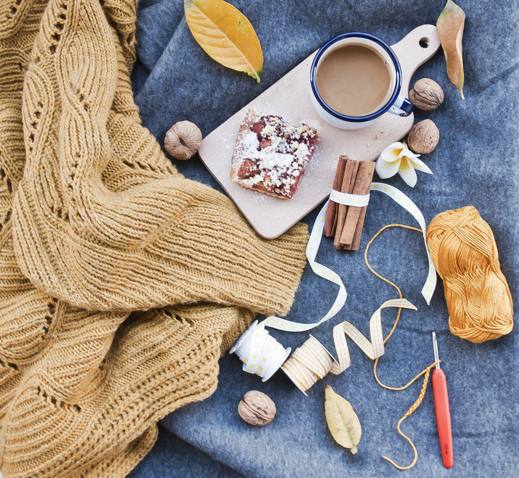 Chunky Knit Cardigans & Sweaters Women's Must-have Fall Outfits, Autumn Street Style ClickShipNow 9