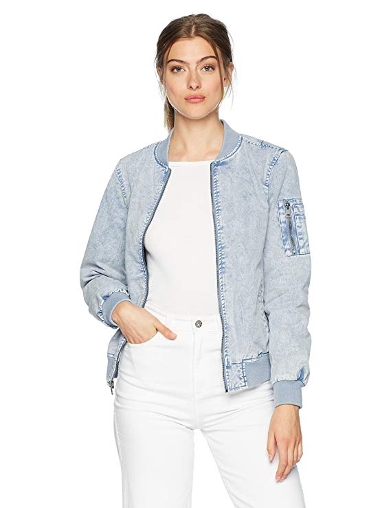 Denim Jackets, Coats & Clothing Women's Must-have Fall Winter Outfits z02