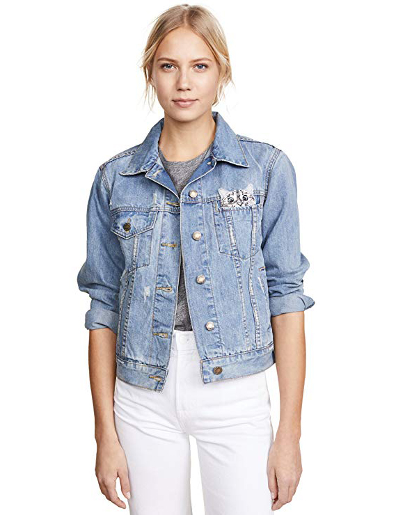 Denim Jackets, Coats & Clothing Women's Must-have Fall Winter Outfits z05