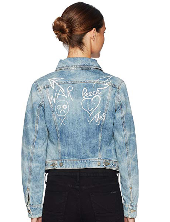 Denim Jackets, Coats & Clothing Women's Must-have Fall Winter Outfits z06