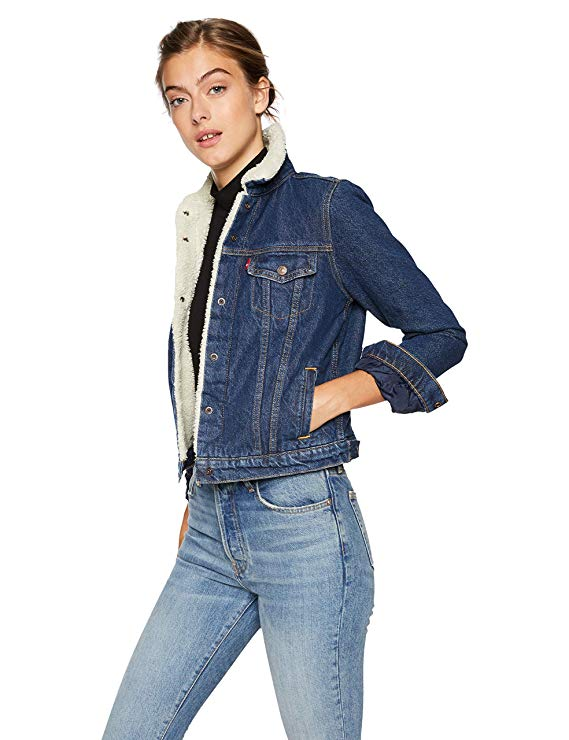 Denim Jackets, Coats & Clothing Women's Must-have Fall Winter Outfits z07