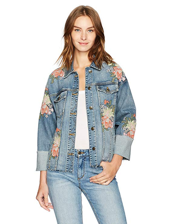Denim Jackets, Coats & Clothing Women's Must-have Fall Winter Outfits z08
