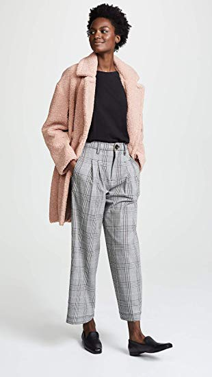 Teddy Bear Coats & Jackets Women's Must-have Fall Winter Outfits pd01