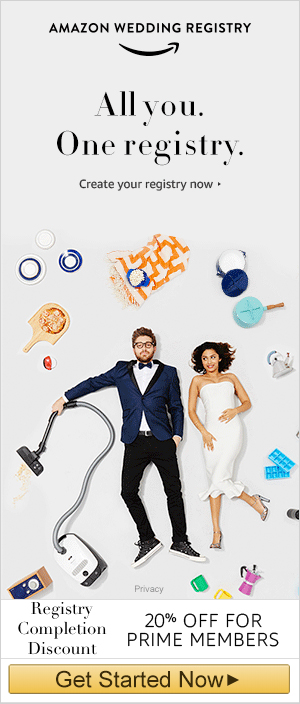 Amazon Wedding Registry Guide & Review  Wedding Gift List. Wedding Florists Queenstown. Gay Wedding Bow Tie. Wedding Website Vogue. Traditional Elegant Wedding Invitations Uk. Dolly Levi's Wedding Planning Timeline. Wedding Dresses And Styles. Wedding Toast To Guests. Cheap Wedding Venues Qld