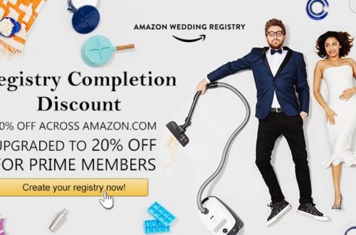 amazon wedding registry bridal registry wedding gift list how to set up create guide