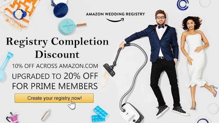 How Many Gifts To Register For Wedding: Amazon Wedding Registry Guide & Review