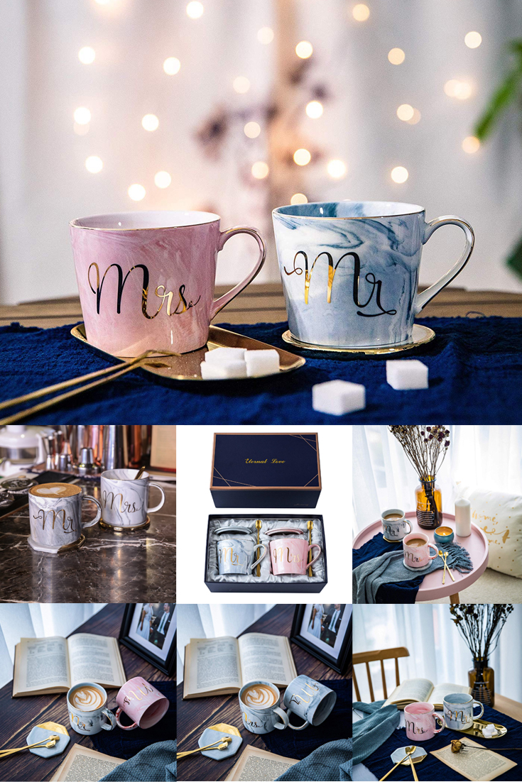 Valentine's Day Gifts - Matching Gift Ideas & Last-Minute Presents for Couples ClickShipNow a01